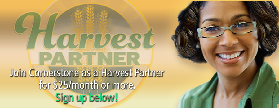 Become A Harvest Partner